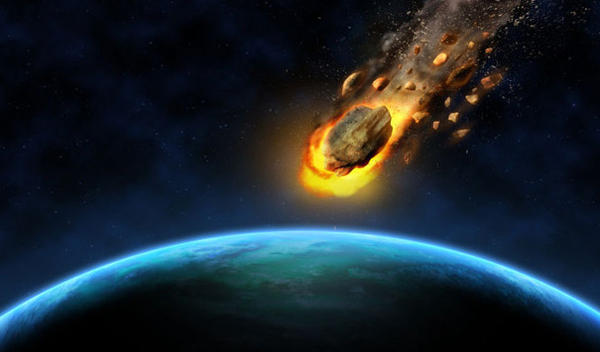 Asteroid Link To Formation Of Life