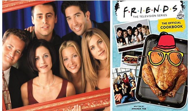 Coming Soon: The Friends Cookbook