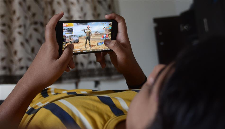 Don't let your children stay glued to gadgets