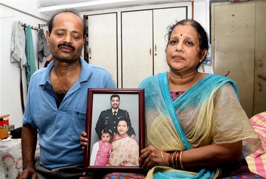 Slain Colonel Babu Fulfilled Father's Dream