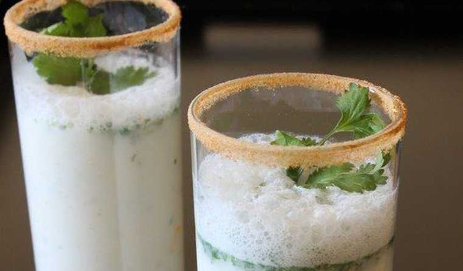Have Buttermilk After Yoga Session