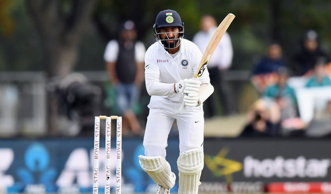 Sledging Doesn't Affect Me: Pujara