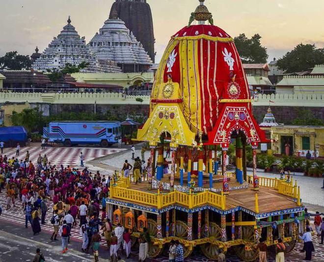 Let's Head To Puri's Rath Yatra