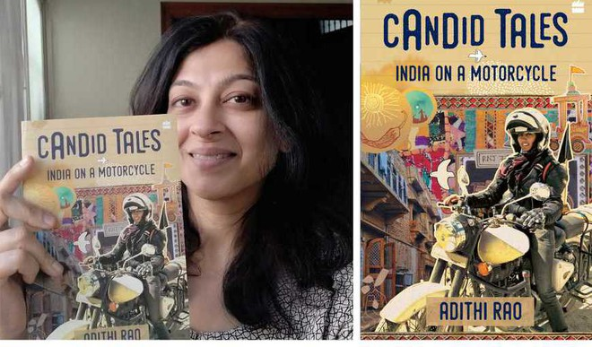 Interview: Author Adithi Rao