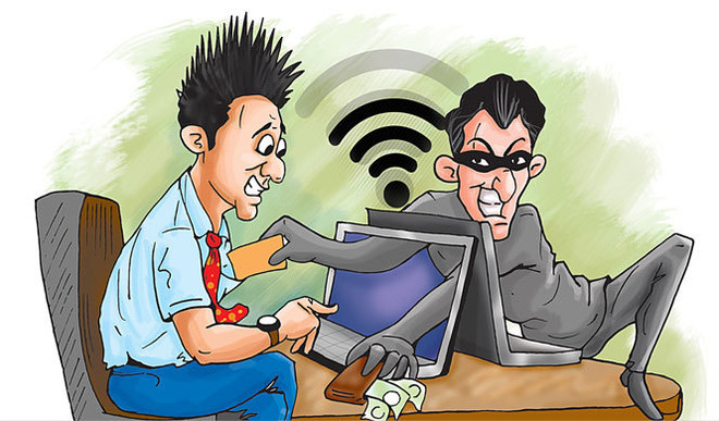Vidushi: Can Strict Vigilance Stop Cyber Crimes?