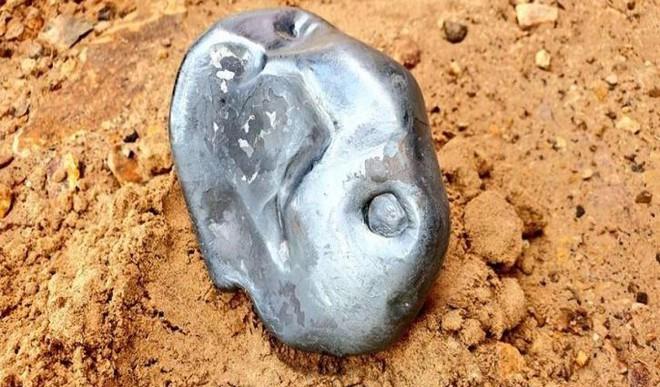 A Meteorite Falls In Rajasthan