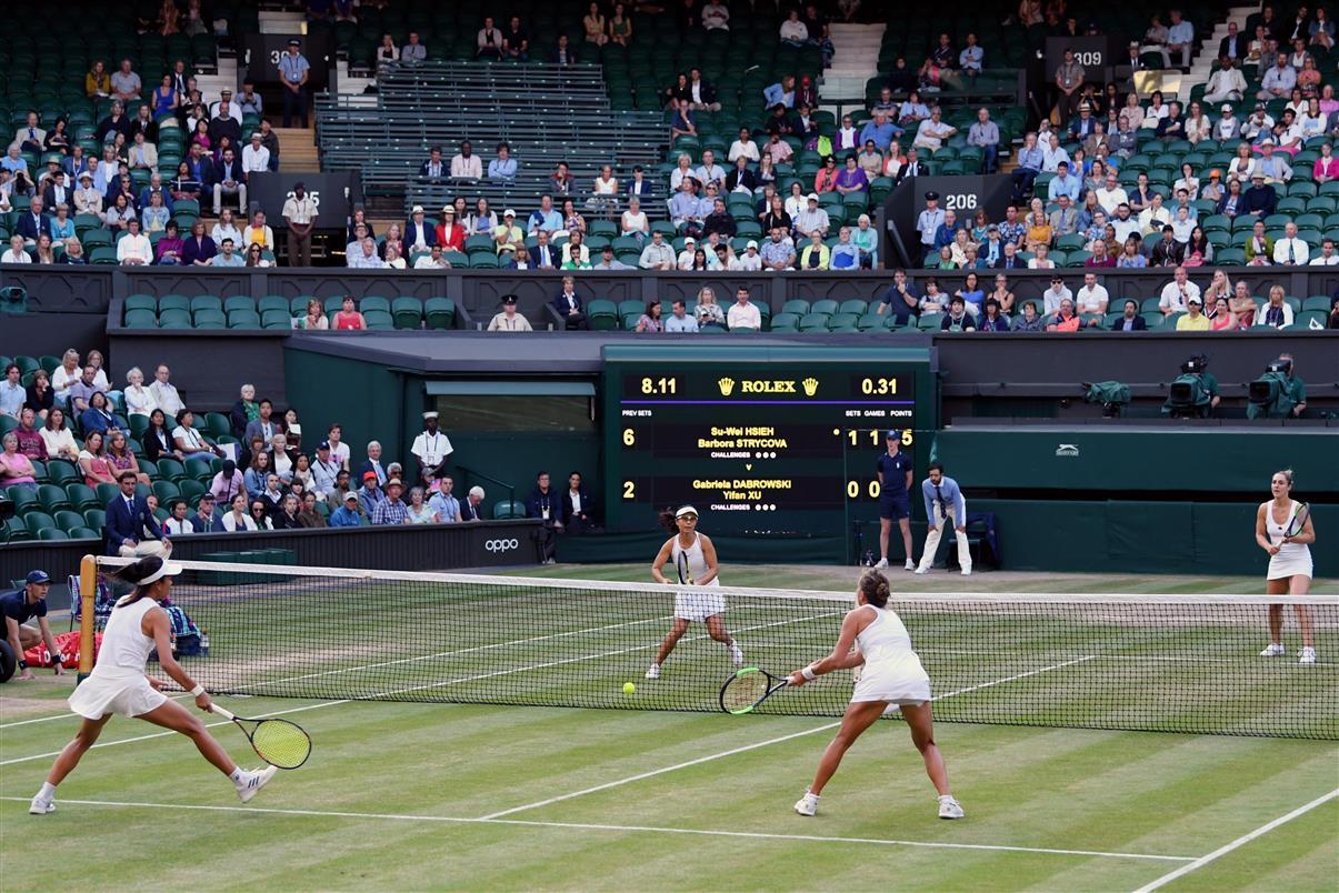What Is Summer Sans Wimbledon?