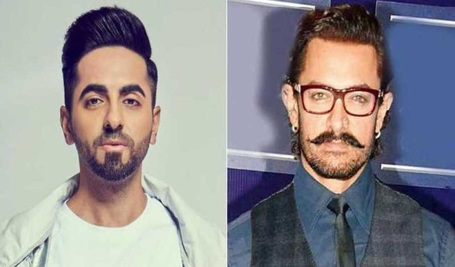 What Ayushmann Learnt From Aamir