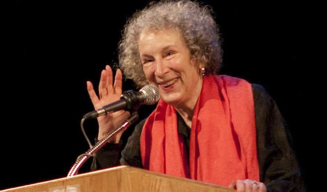 Atwood On Living In Uncertain Times