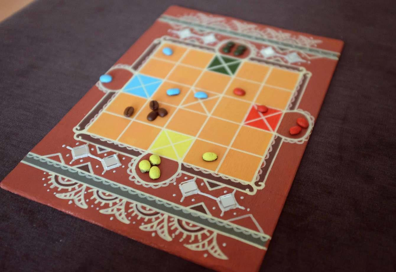 Chausar To Gutte: Learn Play Way