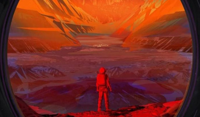 How Sunset Looks Like On Other Planets