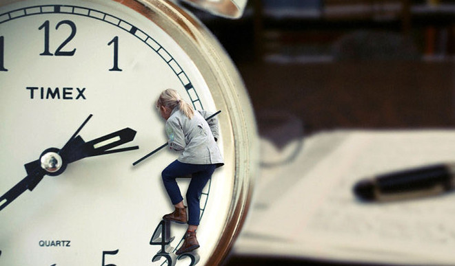 Gia: Have You Learnt The Art Of Time Management?