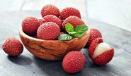 Enjoy The Goodness of Lychee