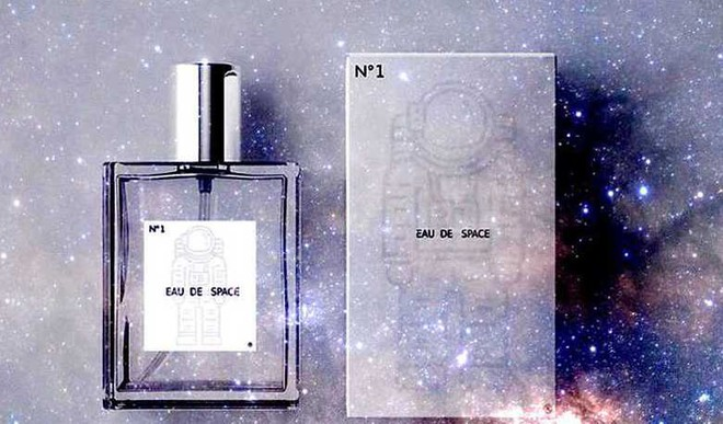 NASA Designs Fragrance That Smells Like Space