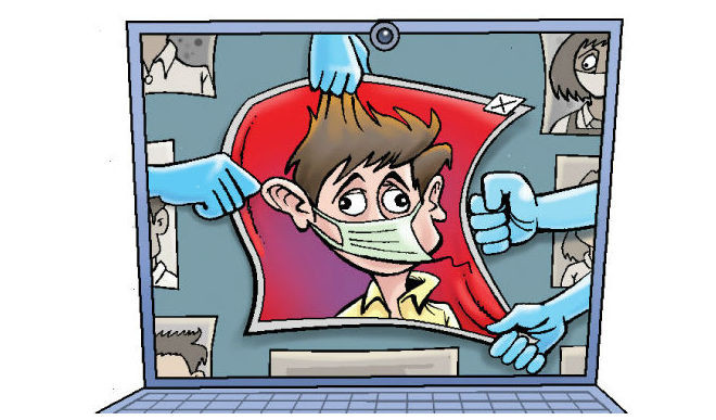 Amitosh Writes About Perils Of Online Classes