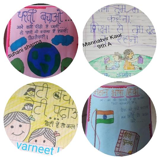 School assigns creative homework to ensure holistic growth