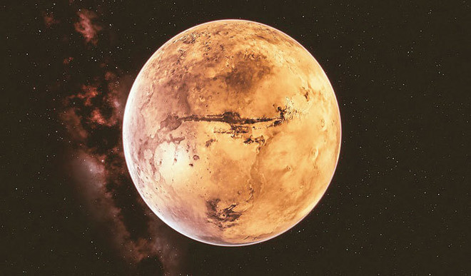 China's Mission To Mars