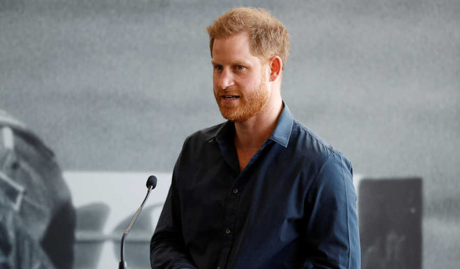 Prince Harry On Institutional Racism