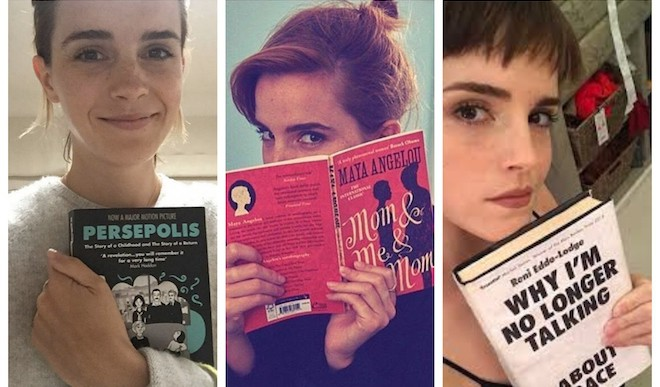 Read Books Loved By Emma Watson