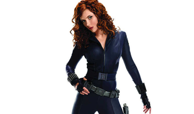 Scarlett  To Hand Over 'Black Widow'