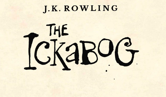 A Peek Into J K Rowling's Ickabog World?