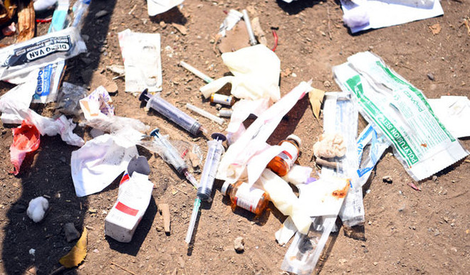 Gia: Is Biomedical Waste Posing A Serious Threat?
