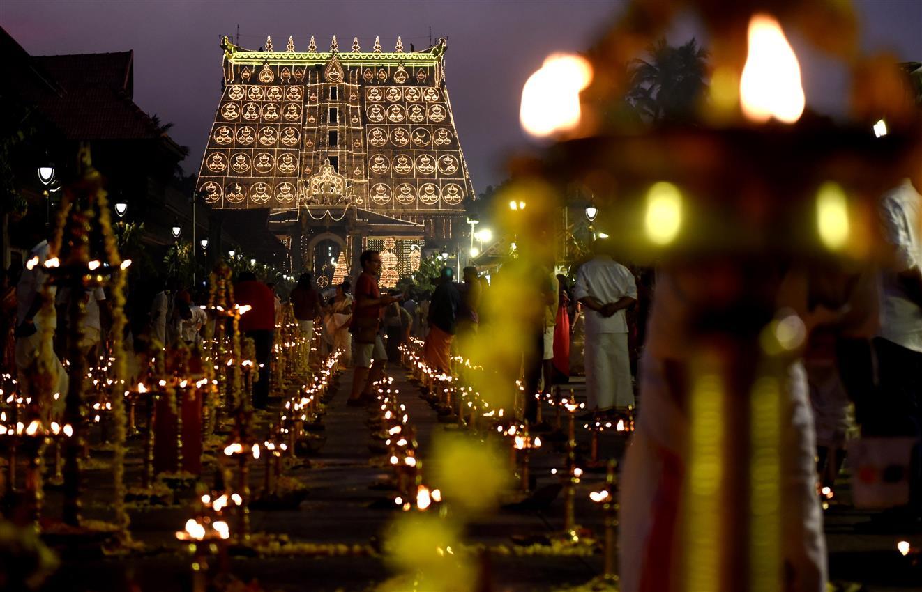 Royalty & Rights: Padmanabhaswamy