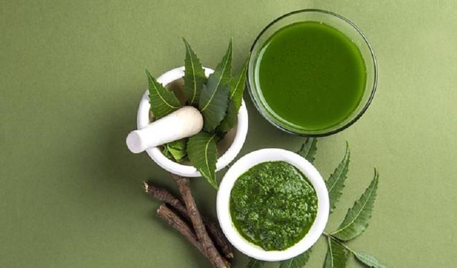 Eat Bitter Greens In Monsoon