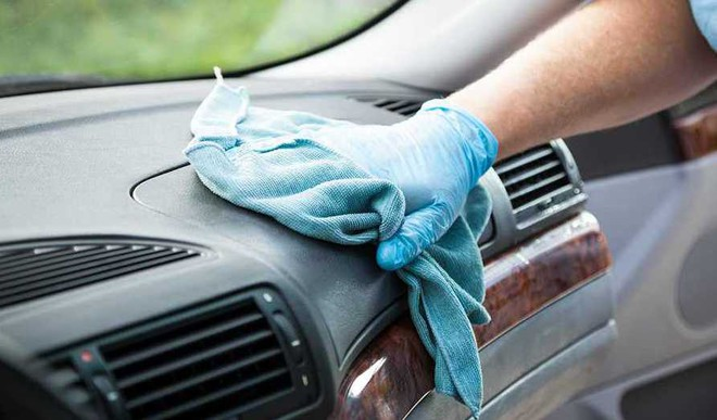 Sanitize Your Car Effectively