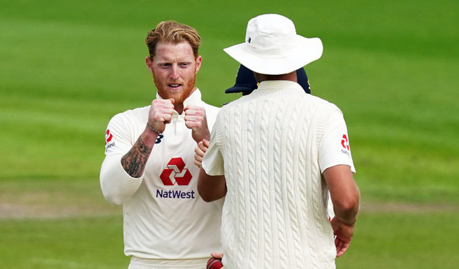 Stokes Becomes No.1 Test All-rounder