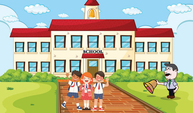 Gia: I Miss The Sound Of School Bell!