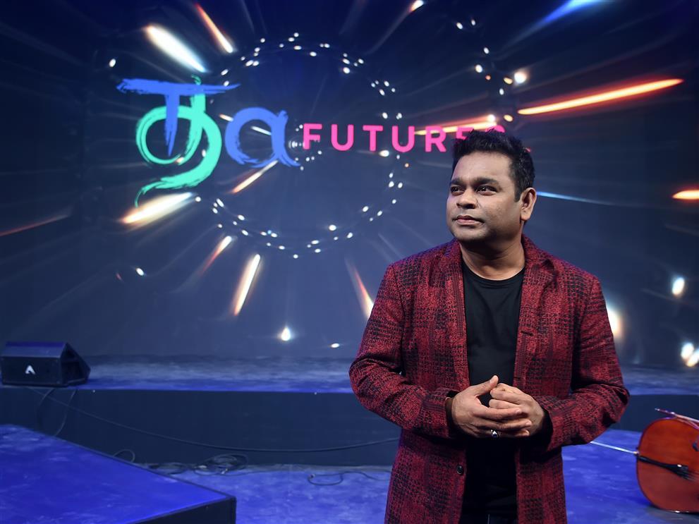 A Whole B'wood Gang Against Me: AR Rahman