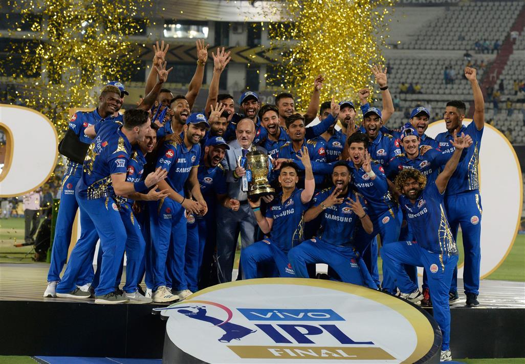 IPL: Destination Dubai, Come Sept