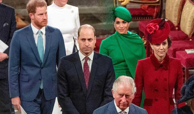 Rift Between Royal Brothers In New Book