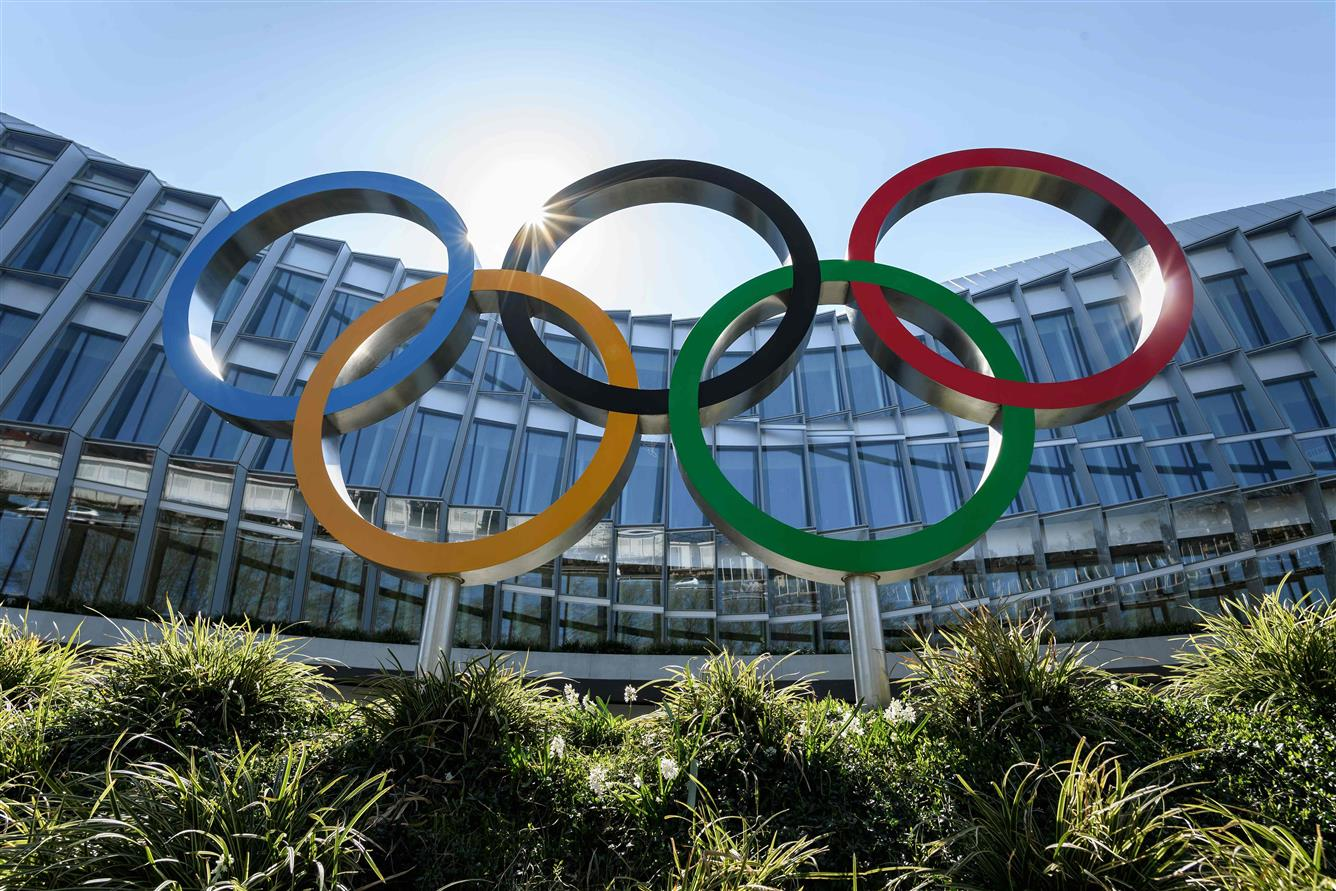 Story Of Olympic Rings Design