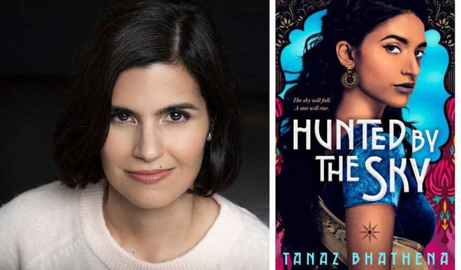 Tanaz Bhathena On Hunted By The Sky