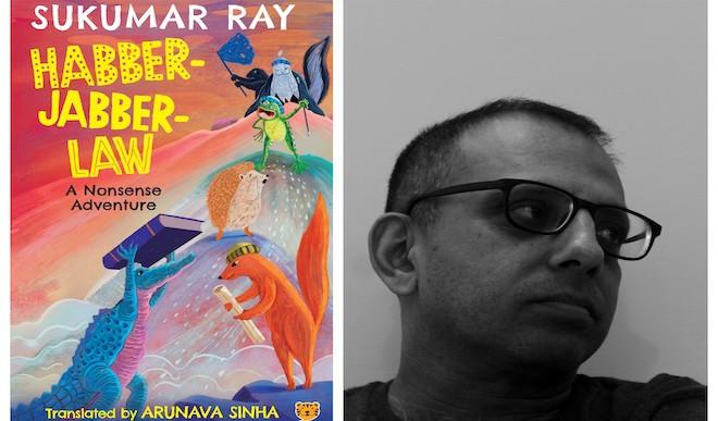 Arunava Sinha On Habber Jabber Law