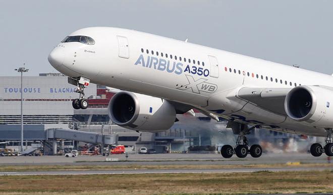 Airbus Completes Pilotless Take-off & Landing