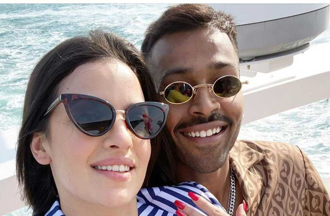 Wishes Pour In For Pandya On Becoming Dad