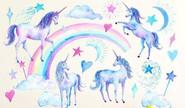 Incorporate New Unicorn Decor