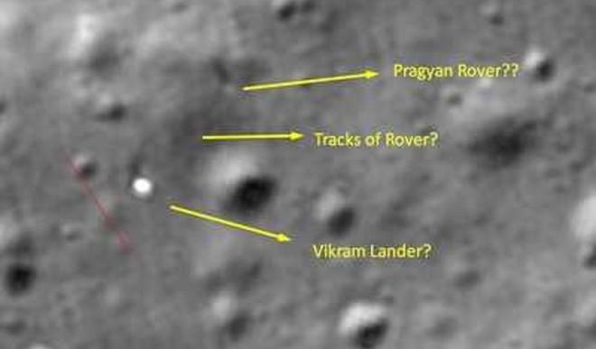 Chandrayaan-2 Rover Intact? ISRO Probing