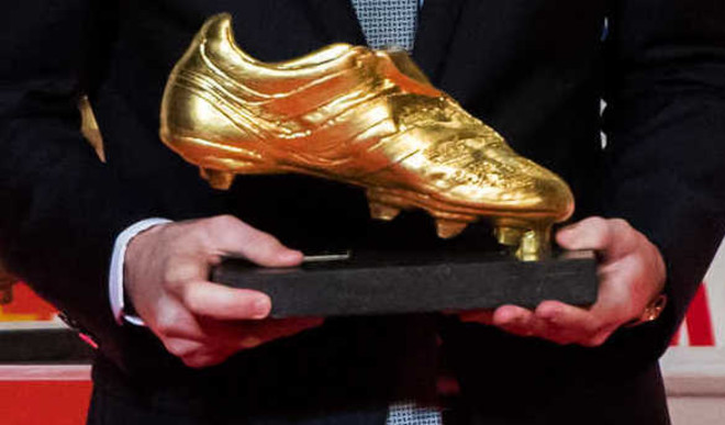 The Golden Shoe Goes To...