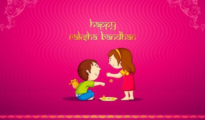 Happy Rakshabandhan! Share Your Beautiful Bond Here