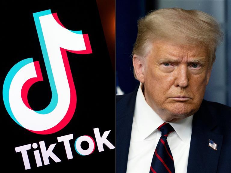 Unless US Firm Buys, Will Ban TikTok: Trump