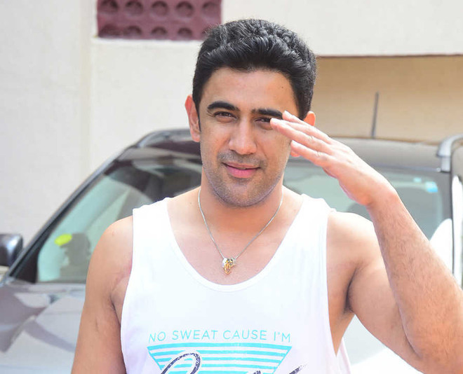 I am Very Grounded: Amit Sadh