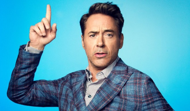 RDJ Working On New Detective Series