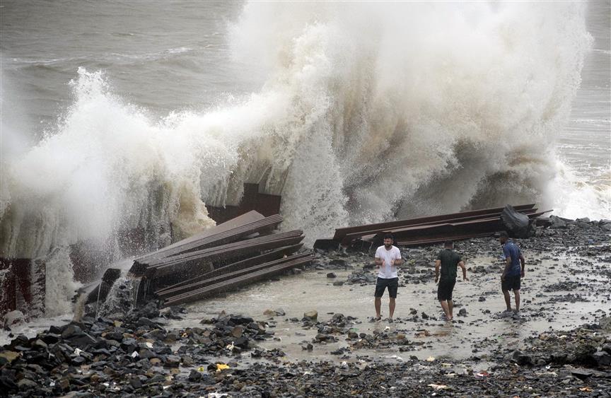 Monsoon Mayhem Over Indian Peninsula