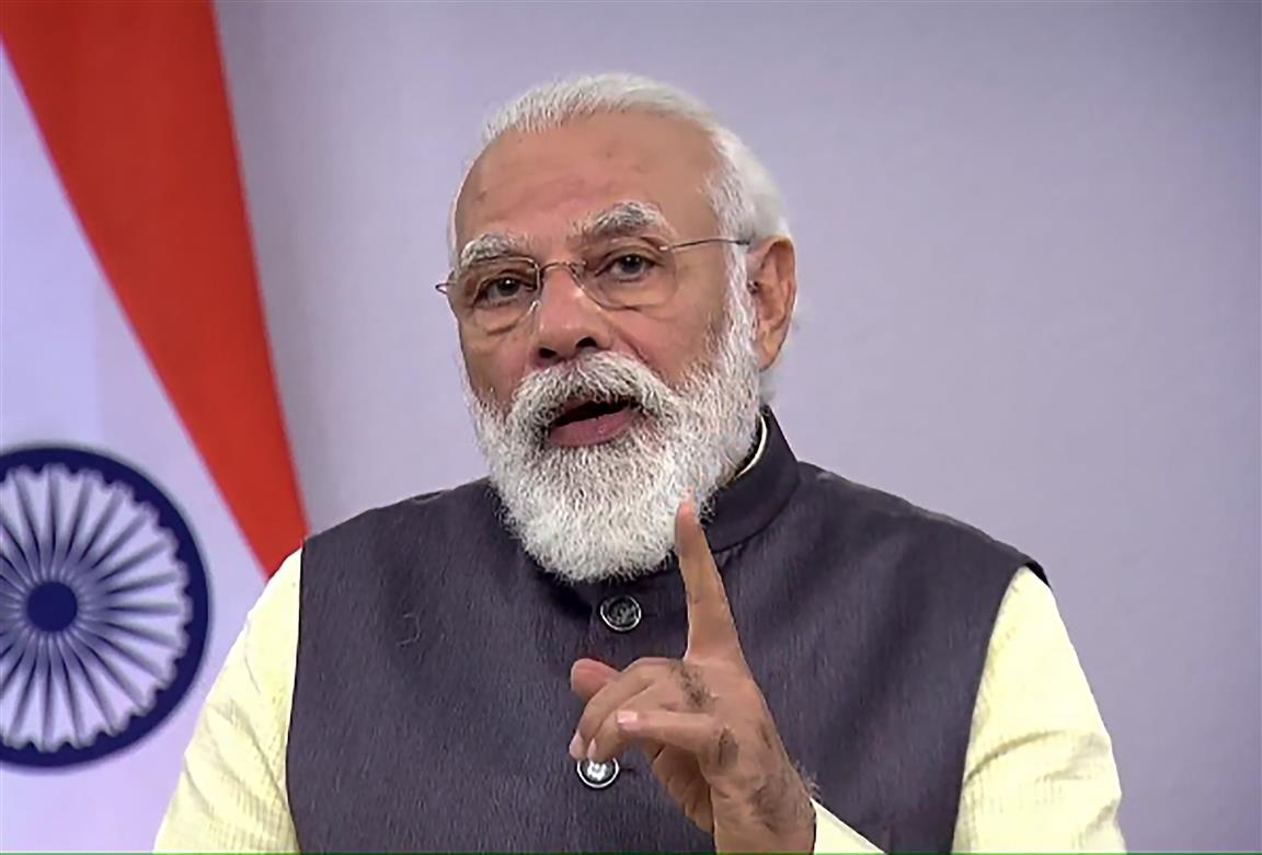 PM To Students: I See Mini Swachch India In You