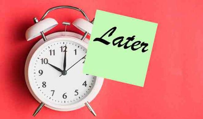 P Sathiga: Why Do You Procrastinate?