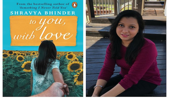 Read NOW: Shravya Bhinder's To You, With Love
